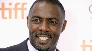 Idris Elba in Toronto