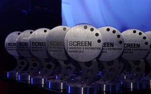 Screen Awards trophies