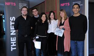NFTS winners 2017