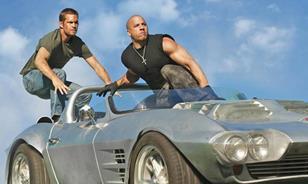 Fast And Furious Paul Walker Vin Diesel