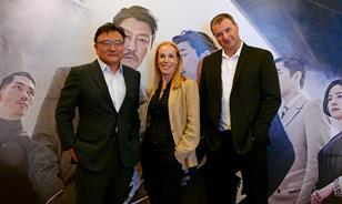 Jay Choi, Monique Esclavissat, Marc Gareton