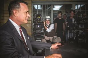 Steven Spielberg Tom Hanks Bridge of Spies