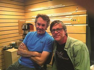 Carter Burwell and Todd Haynes