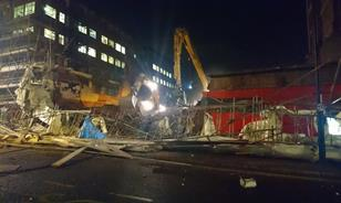 Odeon collapse