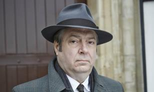 Roger Allam in Endeavour