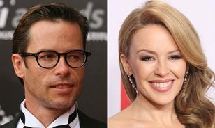 Guy Pearce and Kylie Minogue