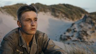 A still from Land Of Mine