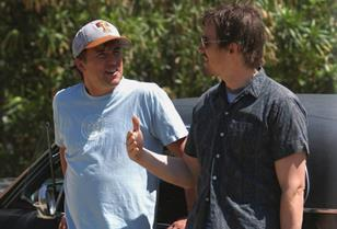Boyhood Richard Linklater Ethan Hawke
