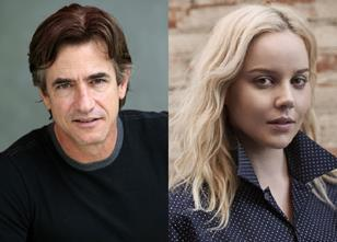 Dermot Mulroney and Abbie Cornish