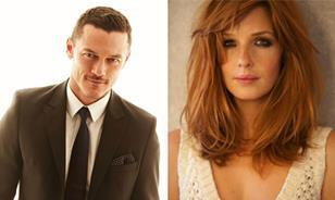 Luke Evans Kelly Reilly