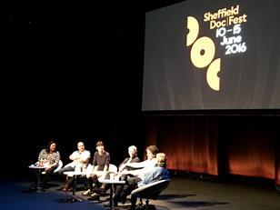Sheffield DocFet theatrical documentary panel