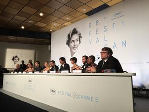 Cannes 2015 jury