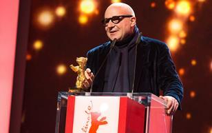 Gianfranco Rosi Berlin Golden Bear