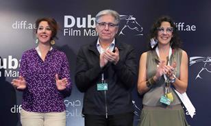 Eliane Raheb, Gabriel Khoury and Lara Abou Saifan