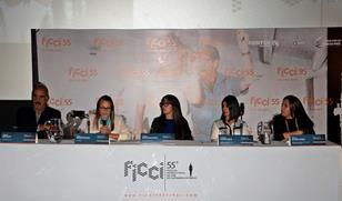 Cartagena press conference