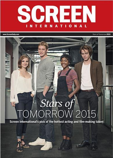 Stars of Tomorrow 2015 cover