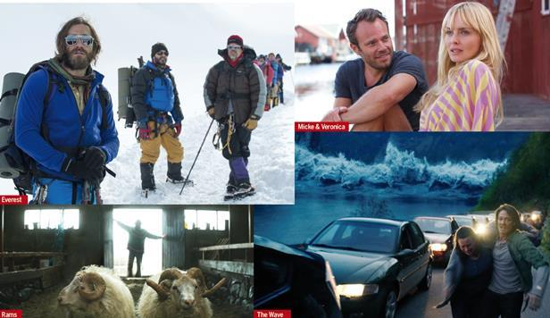 Nordic hits 2015