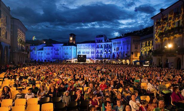 Locarno Festival Piazza Grande