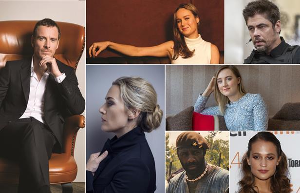 Awards season actors