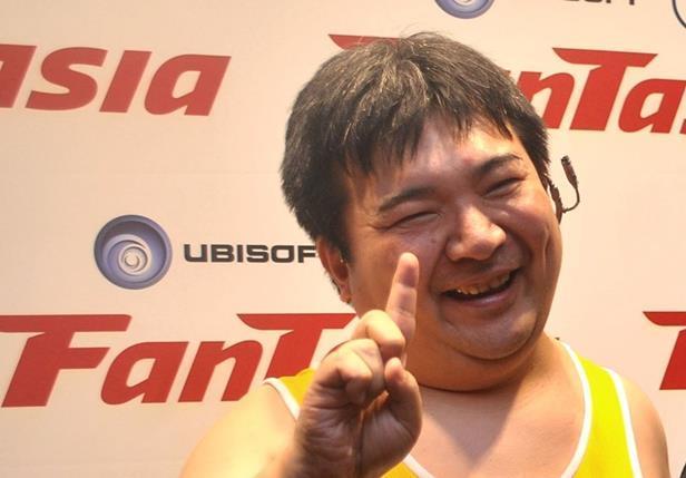 Noboru Iguchi at Fantasia