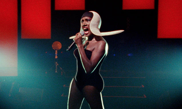 Grace Jones Movie Launches In Cannes News Screen