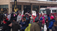 Sundance: Thousands brave poor weather to join March On Main