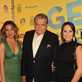 Juan Pablo Raba, Kate del Castillo, Don Francisco, Patricia Riggen and Rodrigo Santoro at GEMS 2015 closing night red carpet